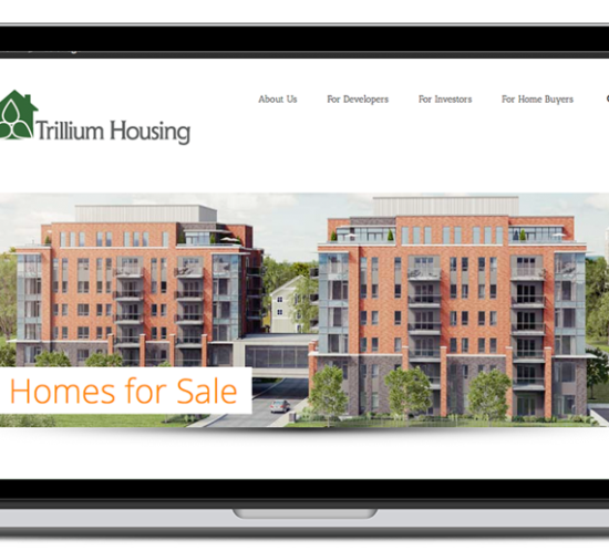 trillium housing website