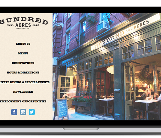 hundred acres website